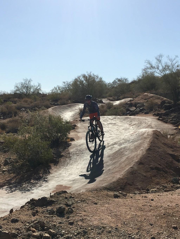 Desert Trails Bike Park - park  | Photo 5 of 10 | Address: 2955 N Recker Rd, Mesa, AZ 85215, USA | Phone: (480) 644-7529