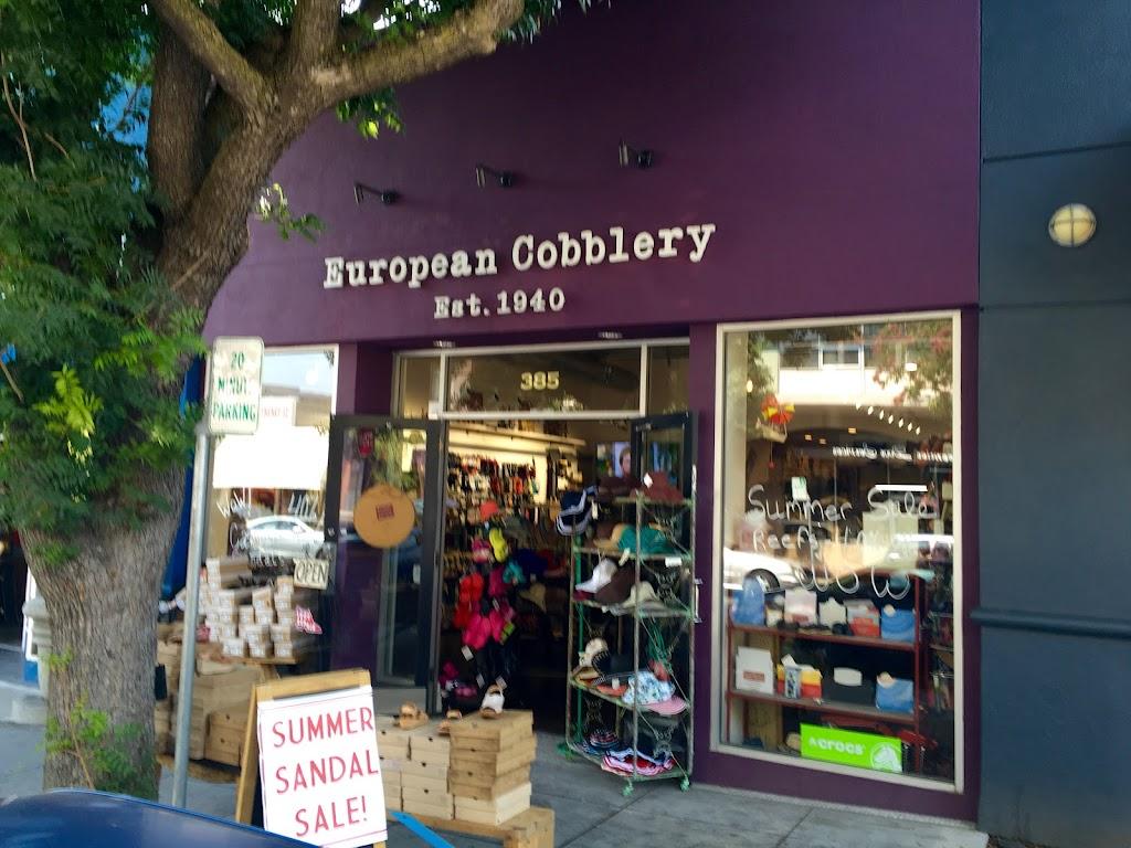 European Cobblery - shoe store  | Photo 3 of 4 | Address: 385 State St, Los Altos, CA 94022, USA | Phone: (650) 941-0143