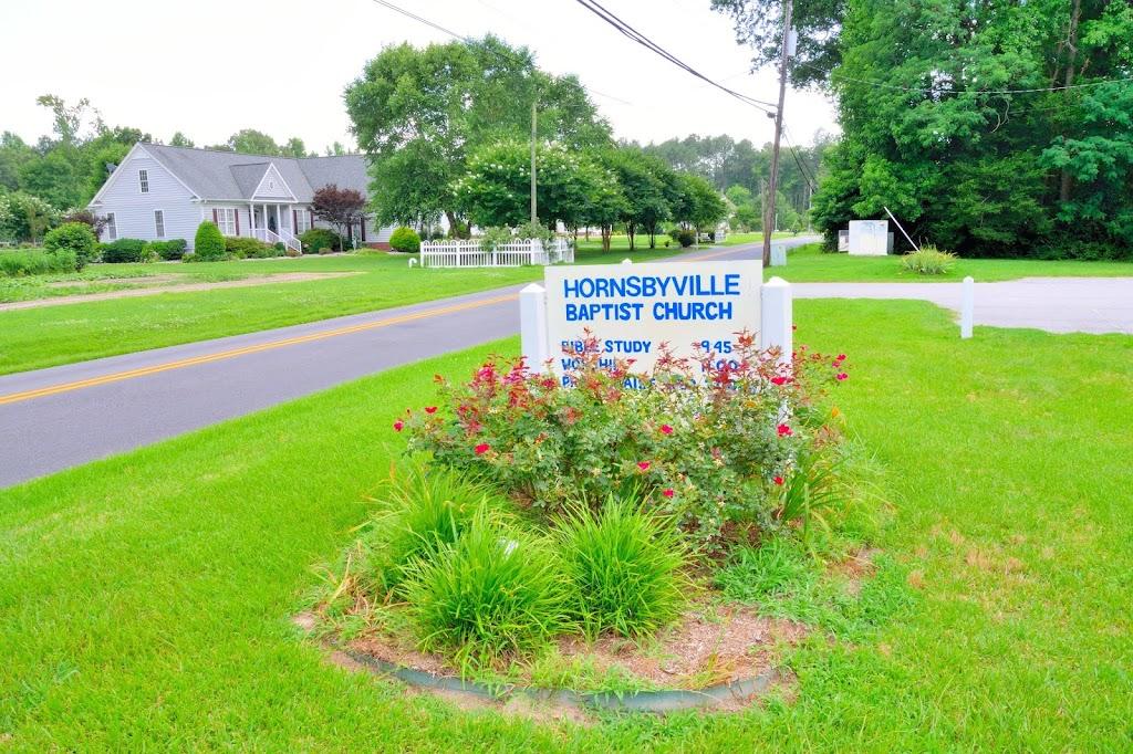 Hornsbyville Baptist Church - church  | Photo 5 of 10 | Address: 907 Hornsbyville Rd, Yorktown, VA 23692, USA | Phone: (757) 813-1880