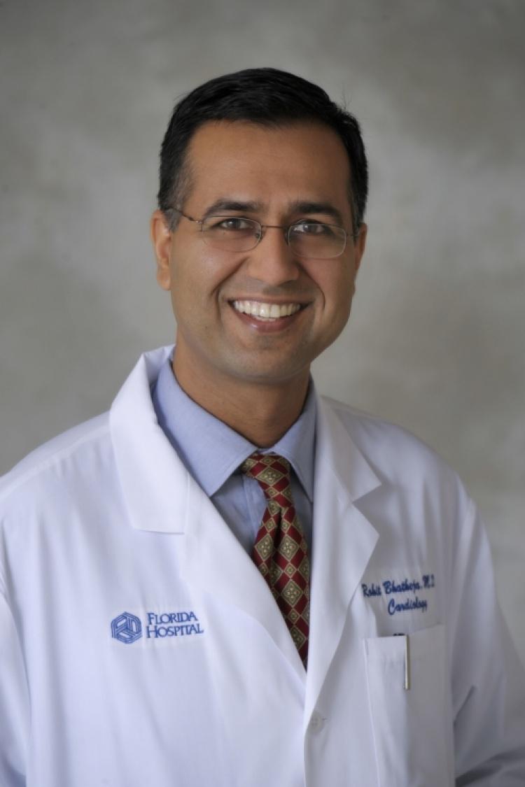 Rohit Bhatheja, MD - doctor  | Photo 1 of 3 | Address: 601 E Altamonte Dr, Altamonte Springs, FL 32701, USA | Phone: (407) 303-2200