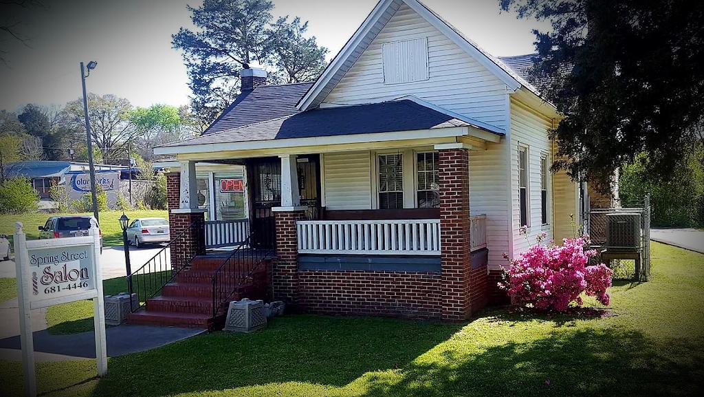 Spring Street Salon - hair care  | Photo 1 of 4 | Address: 4095 Spring St, Pinson, AL 35126, USA | Phone: (205) 681-4446