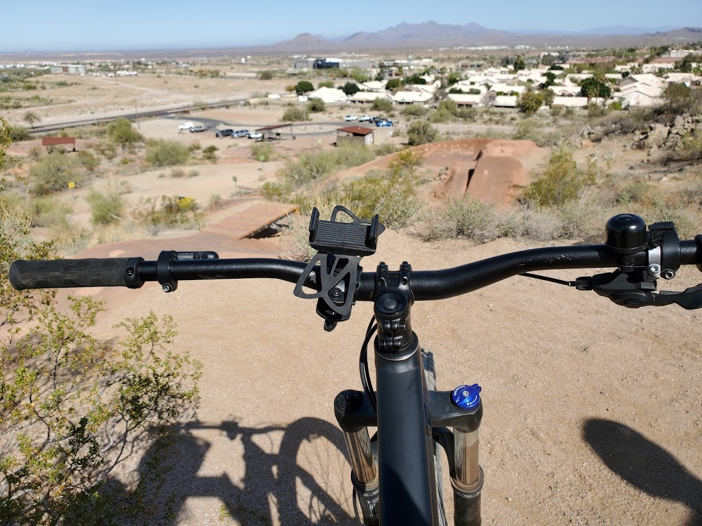 Desert Trails Bike Park - park  | Photo 7 of 10 | Address: 2955 N Recker Rd, Mesa, AZ 85215, USA | Phone: (480) 644-7529