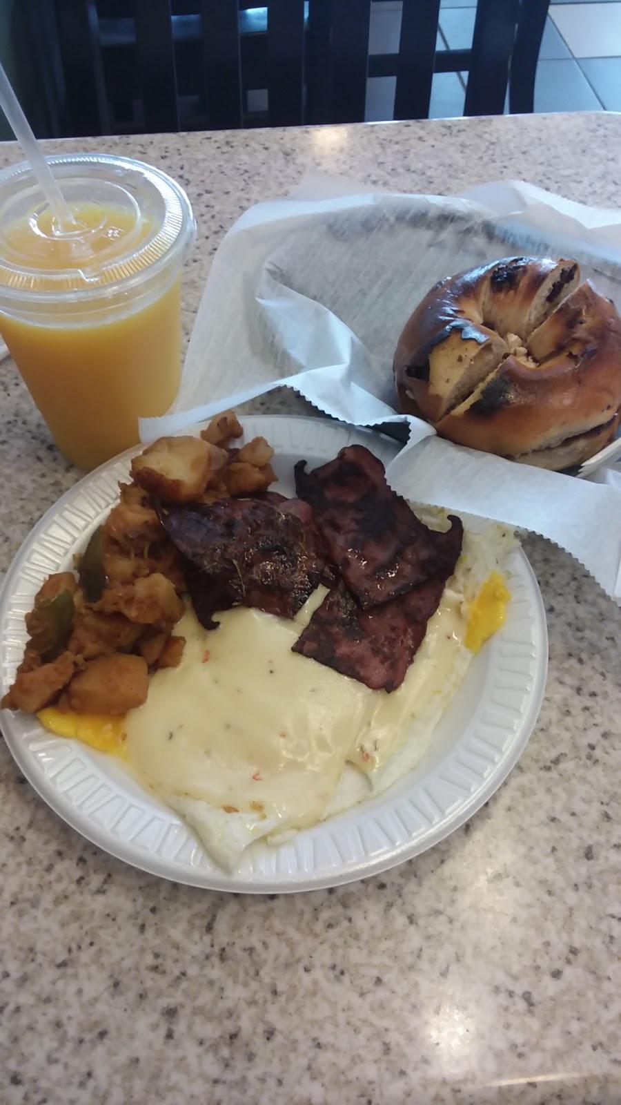 Wayne Hot Bagels and Cafe - bakery  | Photo 6 of 10 | Address: 1055 Hamburg Turnpike, Wayne, NJ 07470, USA | Phone: (973) 694-9964