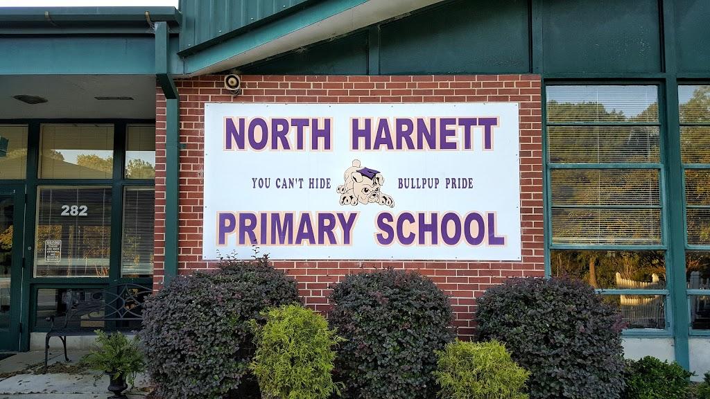 North Harnett Primary School - school  | Photo 2 of 2 | Address: 282 N Harnett School Rd, Angier, NC 27501, USA | Phone: (919) 639-4480
