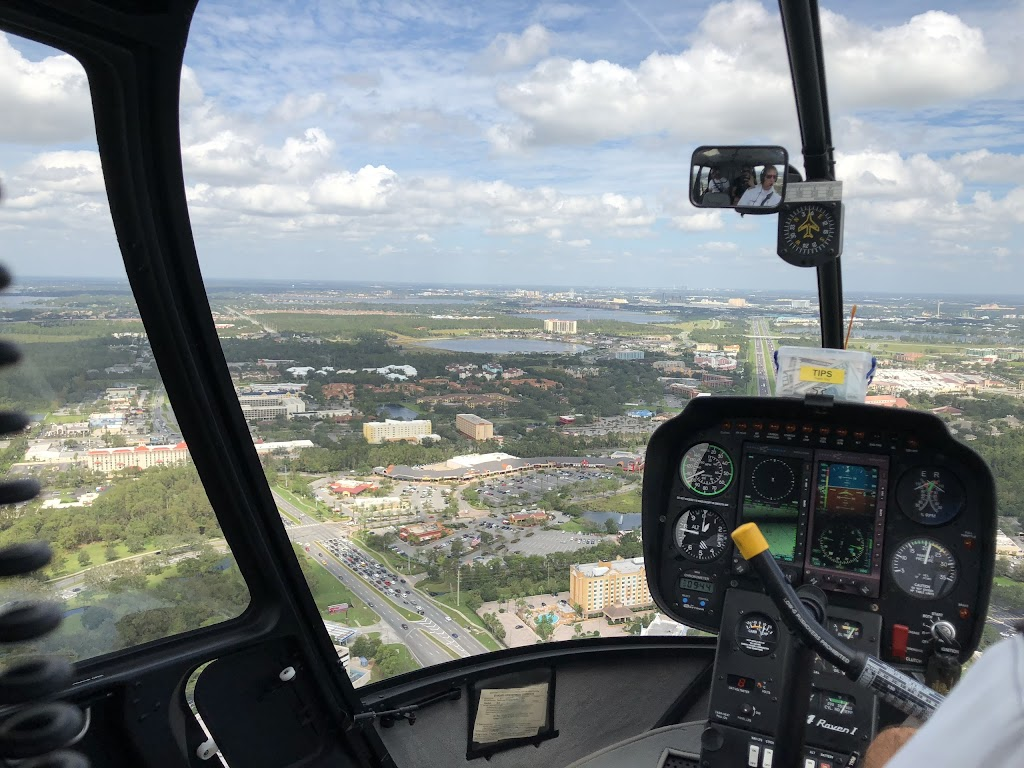 Air Force Fun Helicopter Tours - airport  | Photo 4 of 10 | Address: 12211 Regency Village Dr #13, Orlando, FL 32821, USA | Phone: (407) 842-1446
