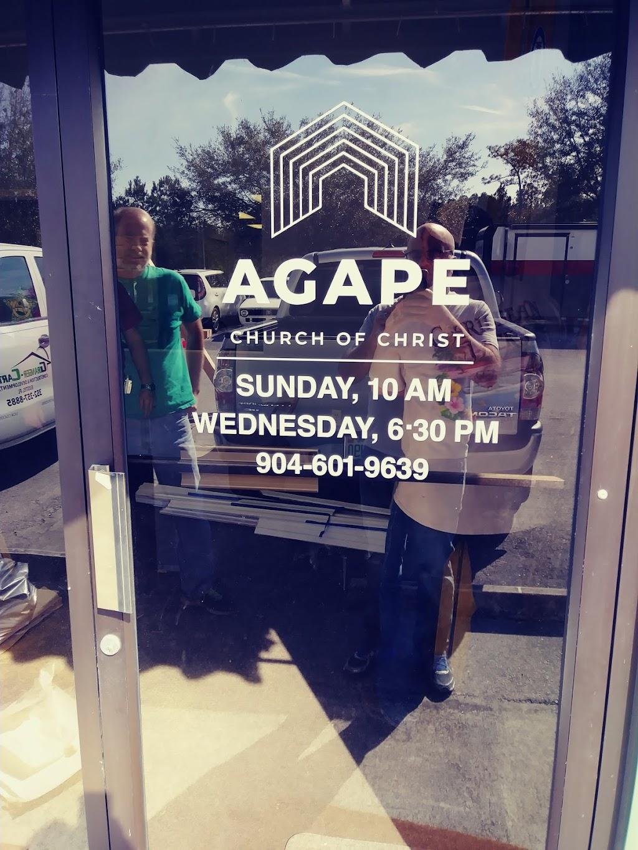 Agape Church of Christ - church  | Photo 1 of 3 | Address: 1515 County Rd 210 #204, St Johns, FL 32259, USA | Phone: (904) 601-9639