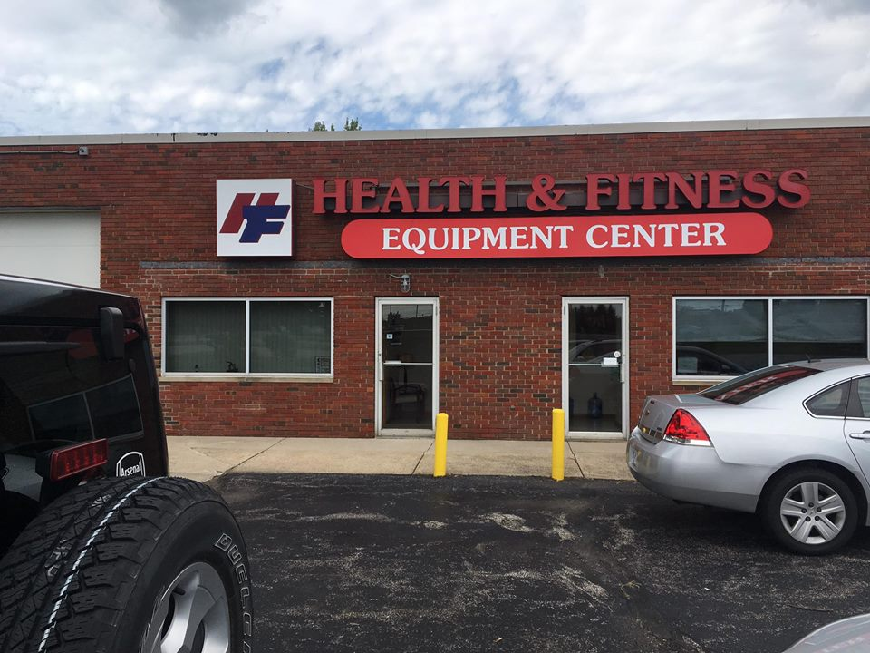 Health and Fitness Equipment Centers - store  | Photo 1 of 10 | Address: 35665 Curtis Blvd, Eastlake, OH 44095, USA | Phone: (440) 946-0839