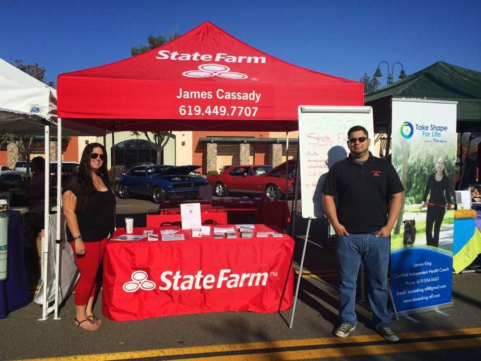 James Cassady - State Farm Insurance Agent - insurance agency  | Photo 1 of 9 | Address: 9560 Cuyamaca St #104a, Santee, CA 92071, USA | Phone: (619) 449-7707