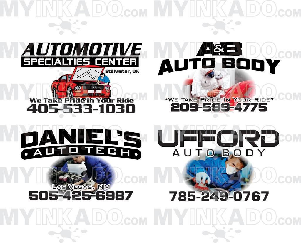 MyInkADo.com - clothing store    Photo 8 of 8   Address: 4308 Broadway Ave, Haltom City, TX 76117, USA   Phone: (855) 357-7468