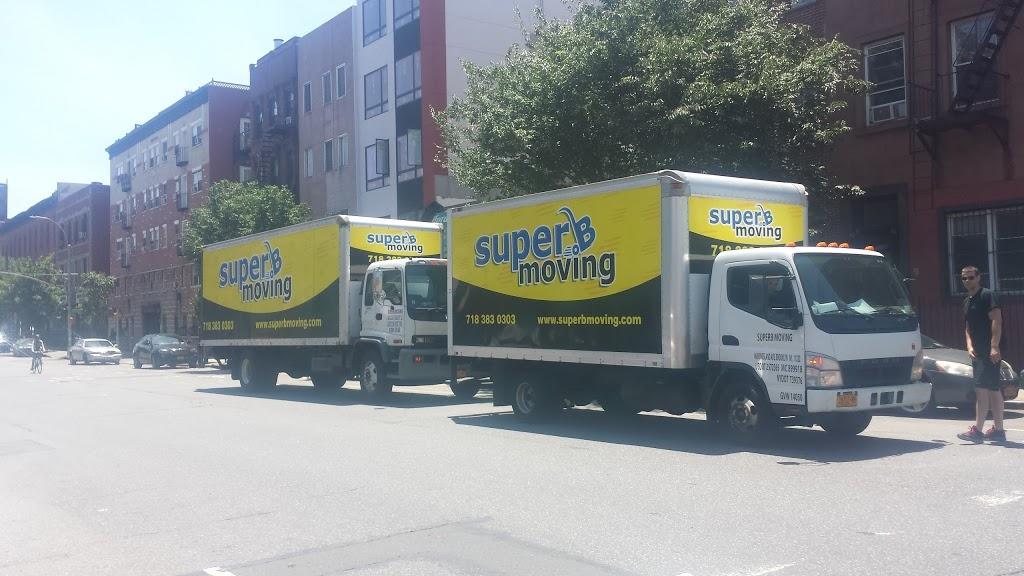 Superb Moving - moving company  | Photo 2 of 10 | Address: 460 Kingsland Ave #199, Brooklyn, NY 11222, USA | Phone: (718) 383-0303