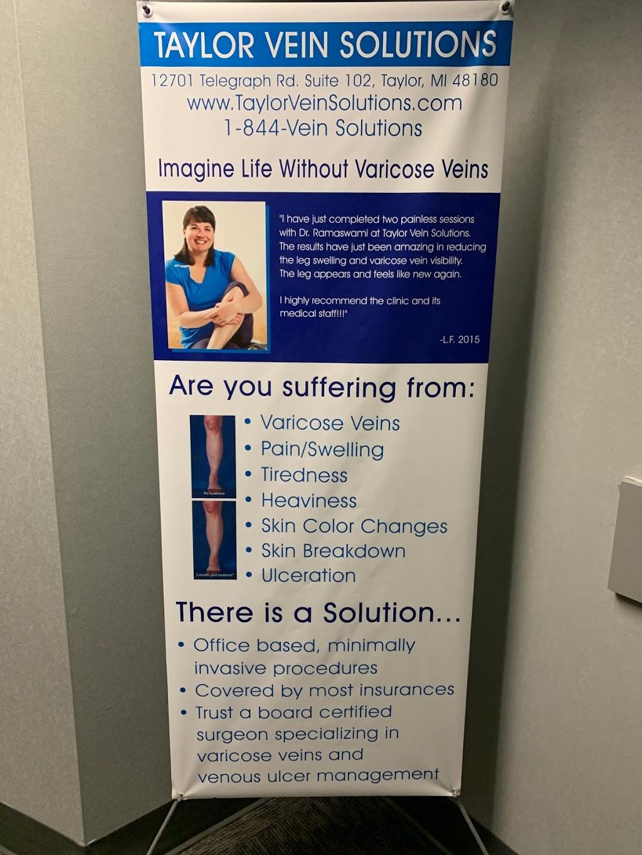 Taylor Vein Solutions - hospital  | Photo 6 of 8 | Address: 12701 Telegraph Rd #102, Taylor, MI 48180, USA | Phone: (734) 287-1950