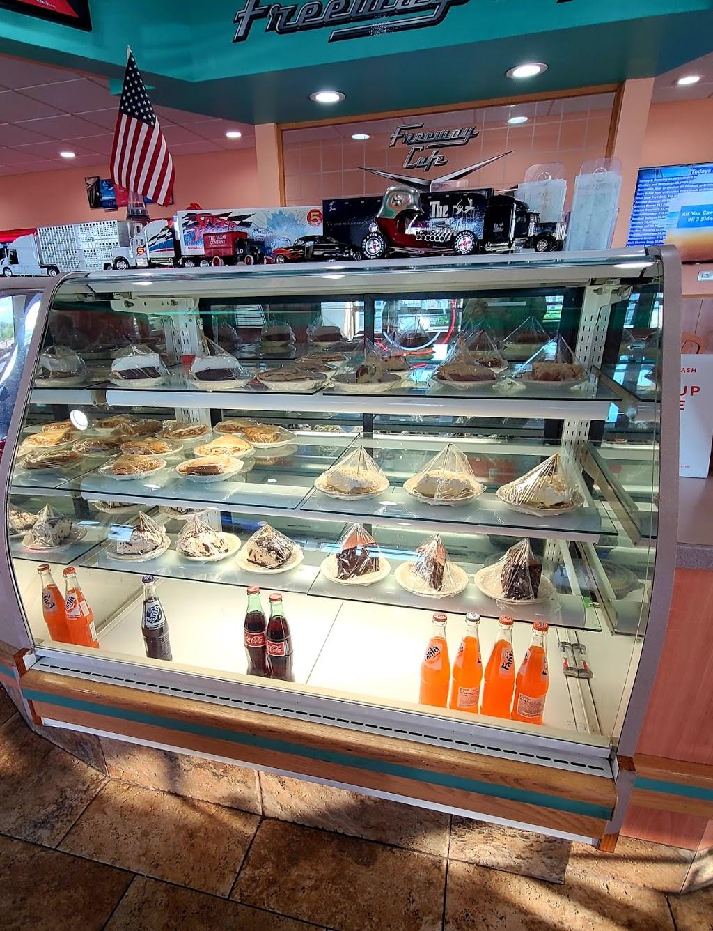 Freeway Cafe West - cafe    Photo 5 of 10   Address: 5849 S 49th W Ave, Tulsa, OK 74107, USA   Phone: (918) 292-8678