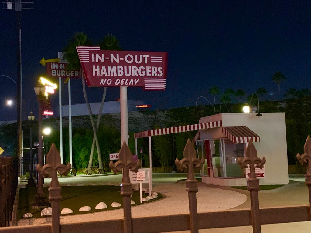 The Original In-N-Out Burger Museum - museum  | Photo 10 of 10 | Address: 13766 Francisquito Ave, Baldwin Park, CA 91706, USA | Phone: (800) 786-1000