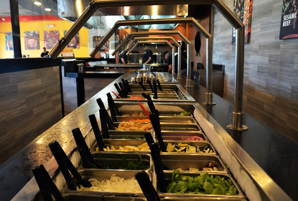 Genghis Grill - restaurant  | Photo 5 of 9 | Address: 1699 Laguna Dr, Rockwall, TX 75087, USA | Phone: (972) 771-5426
