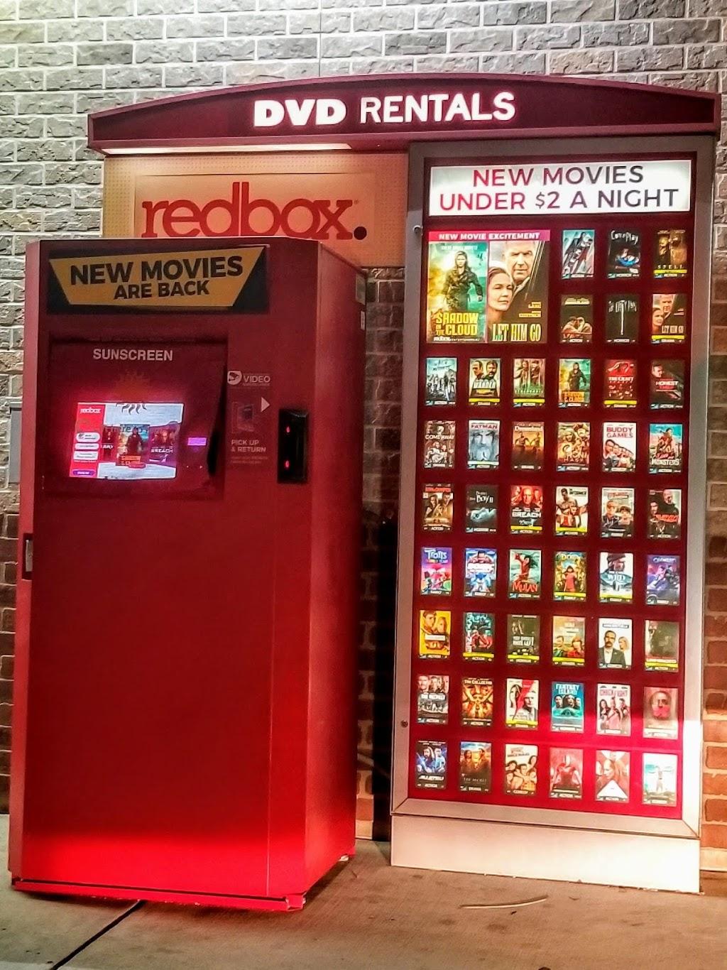 Redbox - movie rental    Photo 3 of 4   Address: 2441 Heritage Trace Pkwy, Fort Worth, TX 76177, USA   Phone: (866) 733-2693