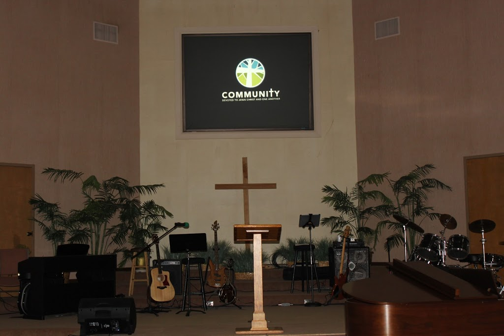 Community Church Tampa - church  | Photo 4 of 4 | Address: 10619 Henderson Rd, Tampa, FL 33625, USA | Phone: (813) 879-2077