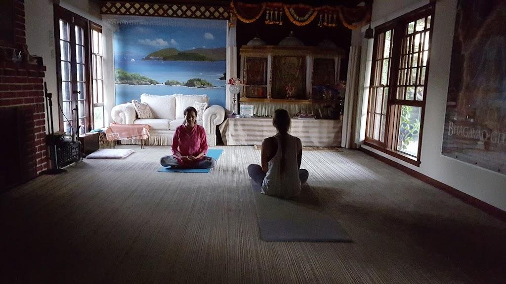 The Divine Art of Yoga Center Ashram - gym    Photo 2 of 10   Address: 851 W Whittier Blvd, La Habra, CA 90631, USA   Phone: (562) 245-6469