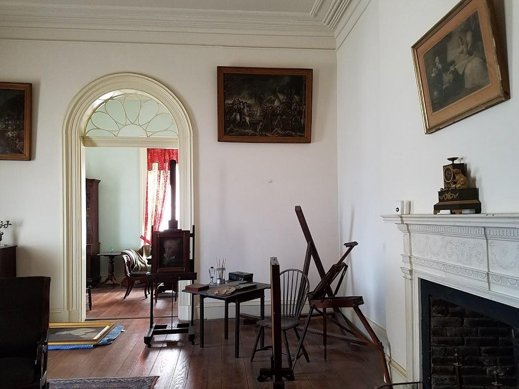 Arlington House, The Robert E. Lee Memorial - museum    Photo 6 of 10   Address: 321 Sherman Dr, Fort Myer, VA 22211, USA   Phone: (703) 235-1530