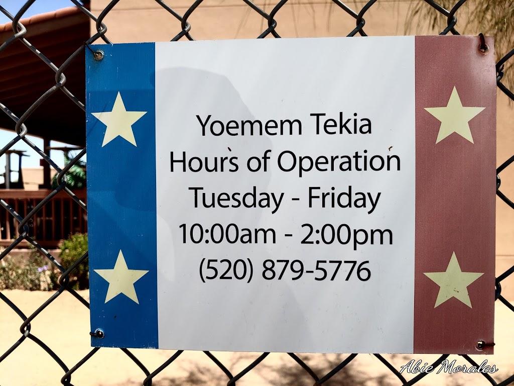 Yoemem Tekia Cultural Center And Museum - museum  | Photo 3 of 3 | Address: 4721 W Calle Vicam, Tucson, AZ 85757, USA | Phone: (520) 879-5776