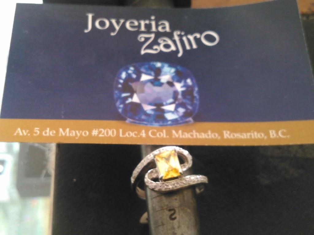 Joyería Zafiro - jewelry store  | Photo 9 of 10 | Address: Calle 5 de Mayo 200-Local 4, Predios Urbanos, 22710 Rosarito, B.C., Mexico | Phone: 661 116 2531