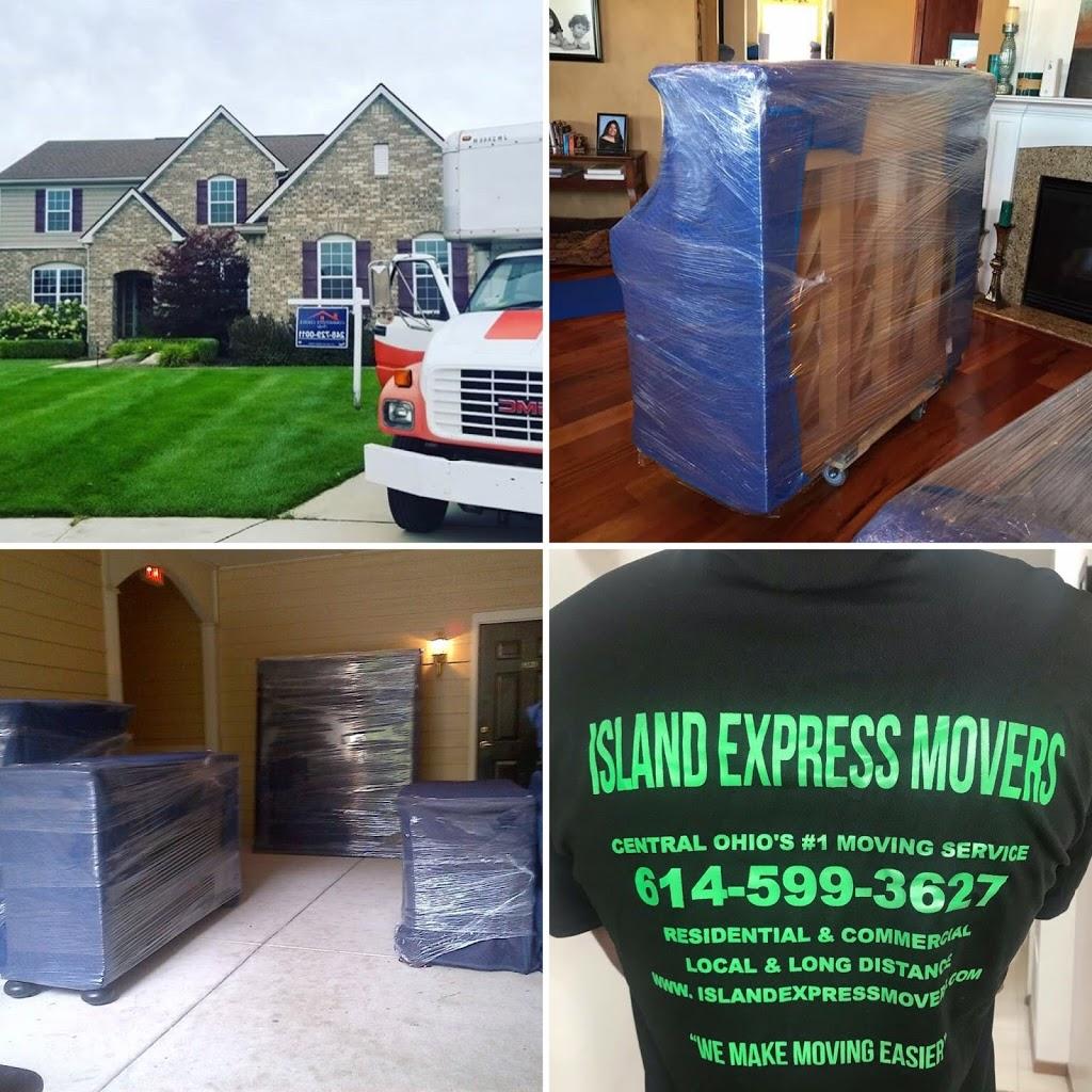 Island Express Movers - moving company    Photo 1 of 10   Address: 1134 Bergenia Dr, Reynoldsburg, OH 43068, USA   Phone: (614) 599-3627