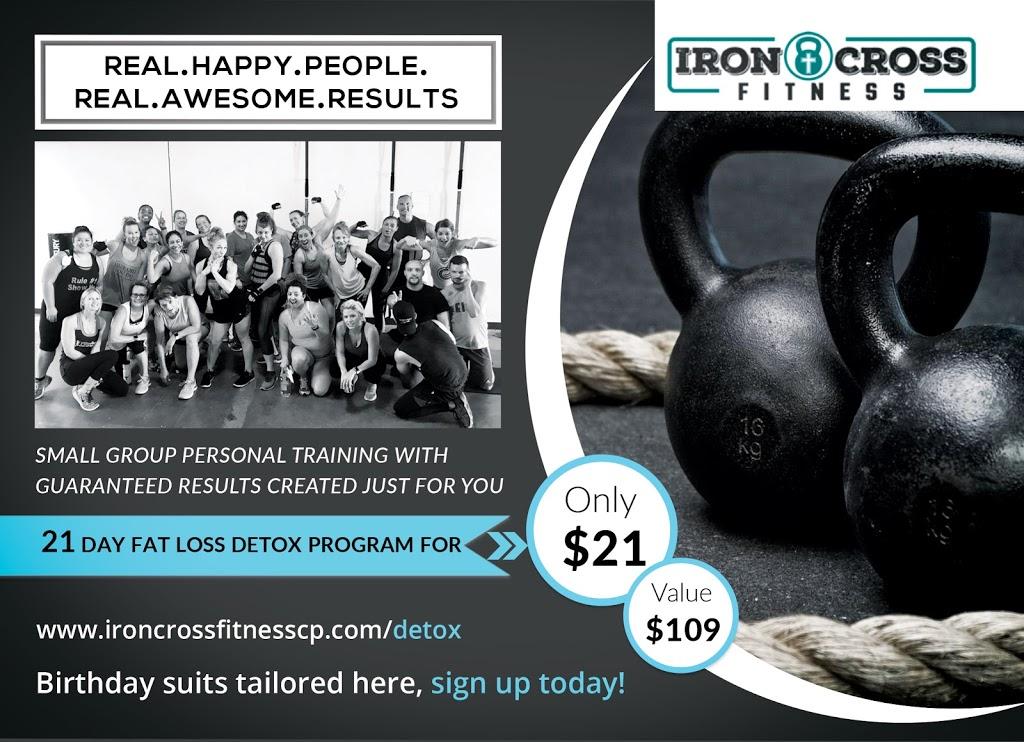 Iron Cross Fitness - gym  | Photo 3 of 5 | Address: 2020 N Bell Blvd suite b3-h, Cedar Park, TX 78613, USA | Phone: (512) 653-4294