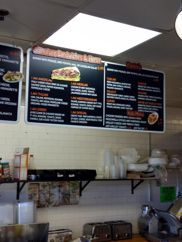 Wayne Hot Bagels and Cafe - bakery  | Photo 10 of 10 | Address: 1055 Hamburg Turnpike, Wayne, NJ 07470, USA | Phone: (973) 694-9964