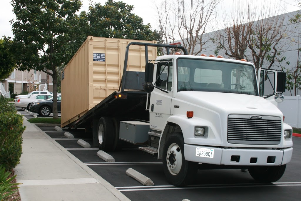 Sun Pac Storage Containers, Inc. - moving company    Photo 4 of 10   Address: 23222 Olive Ave, Lake Forest, CA 92630, USA   Phone: (800) 558-2347