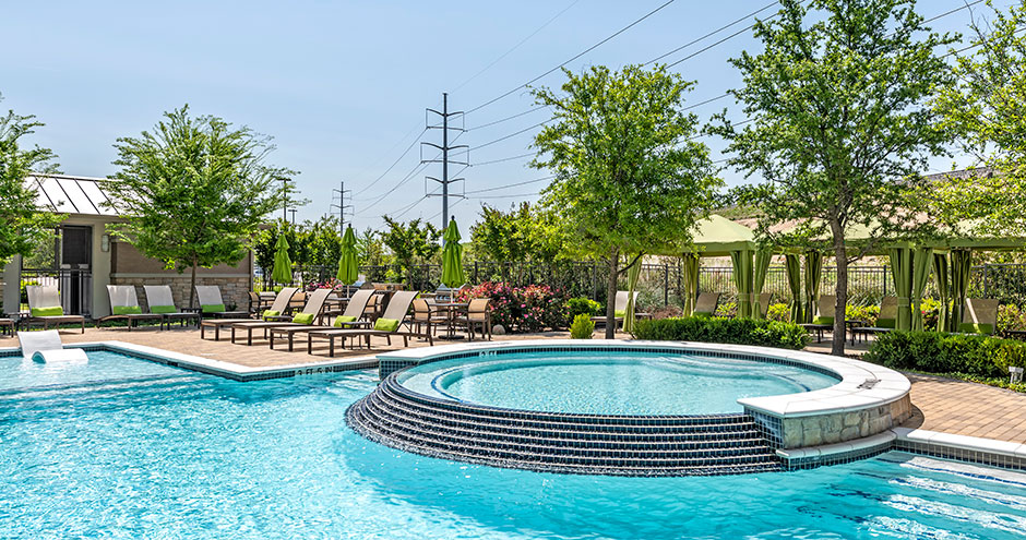 GreenVue Apartments - real estate agency  | Photo 3 of 10 | Address: 1350 N Greenville Ave, Richardson, TX 75081, USA | Phone: (972) 449-4624