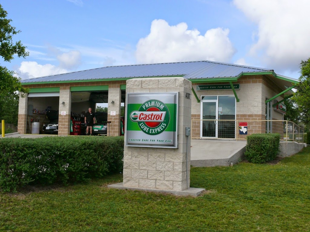 Castrol Premium Lube Express - car repair  | Photo 2 of 10 | Address: CPLE, 400 Crystal Falls Pkwy STORE # 1566, Leander, TX 78641, USA | Phone: (512) 528-1514