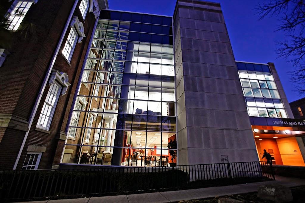 Eastern Kentucky University Libraries - library  | Photo 6 of 10 | Address: 583 University Dr, Richmond, KY 40475, USA | Phone: (859) 622-1790