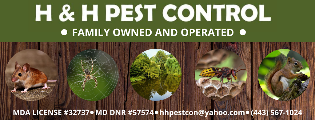 H&H Pest Control - home goods store    Photo 5 of 5   Address: 4680 Norrisville Rd, White Hall, MD 21161, USA   Phone: (443) 567-1024