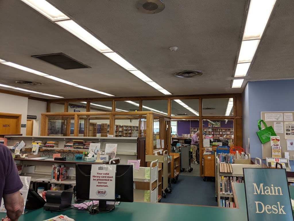 Maplewood Memorial Library - library  | Photo 6 of 10 | Address: 51 Baker St, Maplewood, NJ 07040, USA | Phone: (973) 762-1560