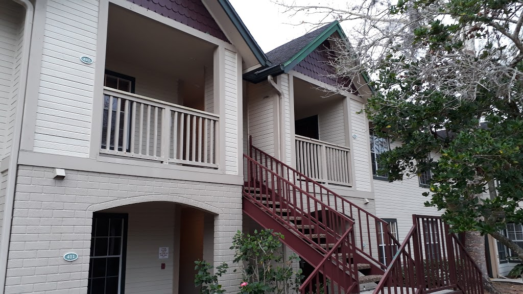 Magnuson Grand at Oak Plantation Resort - lodging    Photo 9 of 10   Address: 4090 Enchanted Oaks Cir, Kissimmee, FL 34741, USA   Phone: (888) 411-4141