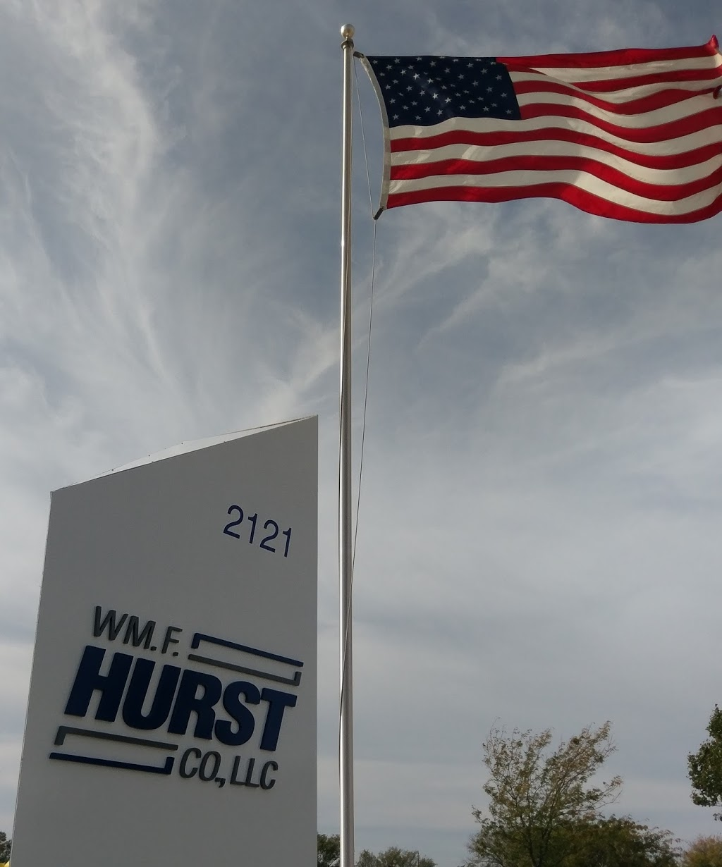 Wm. F. Hurst Co., LLC - store    Photo 2 of 10   Address: 2121 Southwest Blvd, Wichita, KS 67213, USA   Phone: (316) 942-7474
