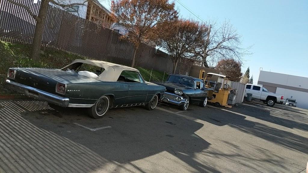 Old Time Restoration - car repair    Photo 3 of 4   Address: 3129 Swetzer Rd # F, Loomis, CA 95650, USA   Phone: (916) 303-0116