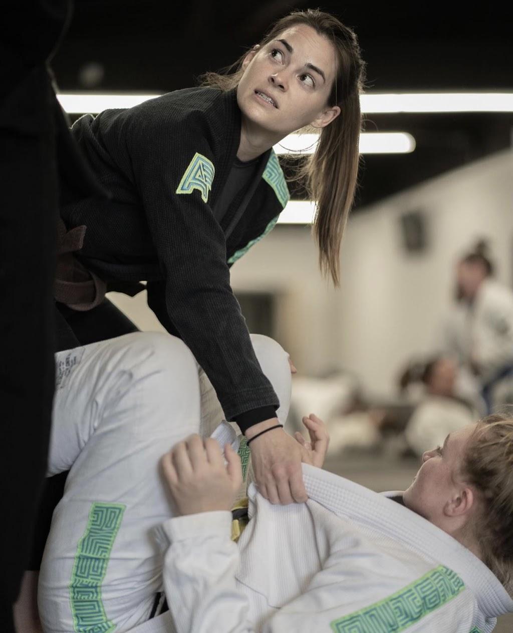 Logic Jiu Jitsu, Muay Thai, & Martial Arts - health  | Photo 4 of 10 | Address: 1360 N American St, Philadelphia, PA 19122, USA | Phone: (215) 593-0060