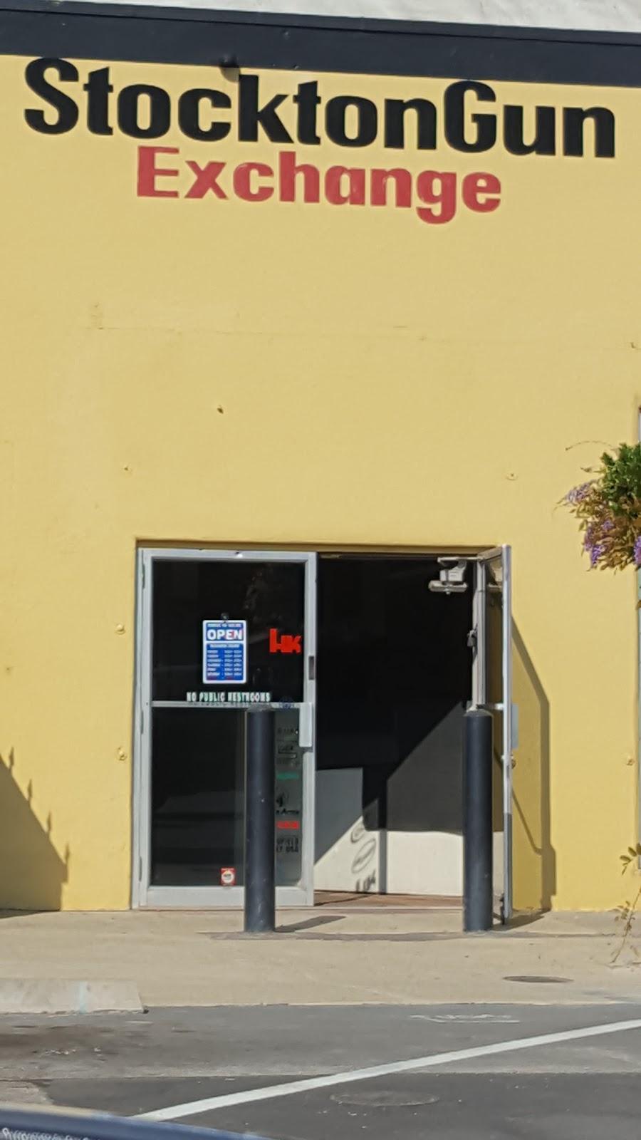 Stockton Gun Exchange - store  | Photo 1 of 1 | Address: 1732 Pacific Ave, Stockton, CA 95204, USA | Phone: (209) 466-4867