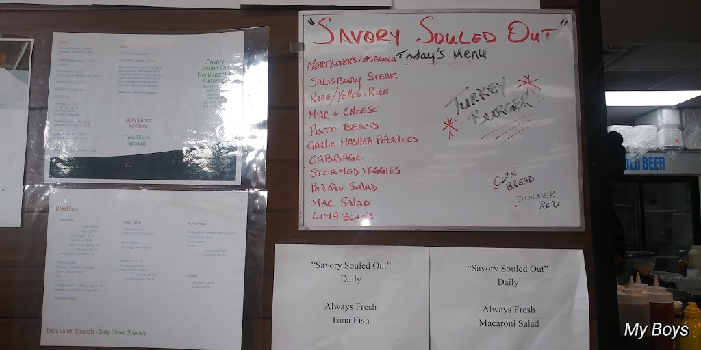 Savory Souled Out - restaurant  | Photo 9 of 10 | Address: 4410 Roosevelt Hwy, College Park, GA 30349, USA | Phone: (678) 358-8579