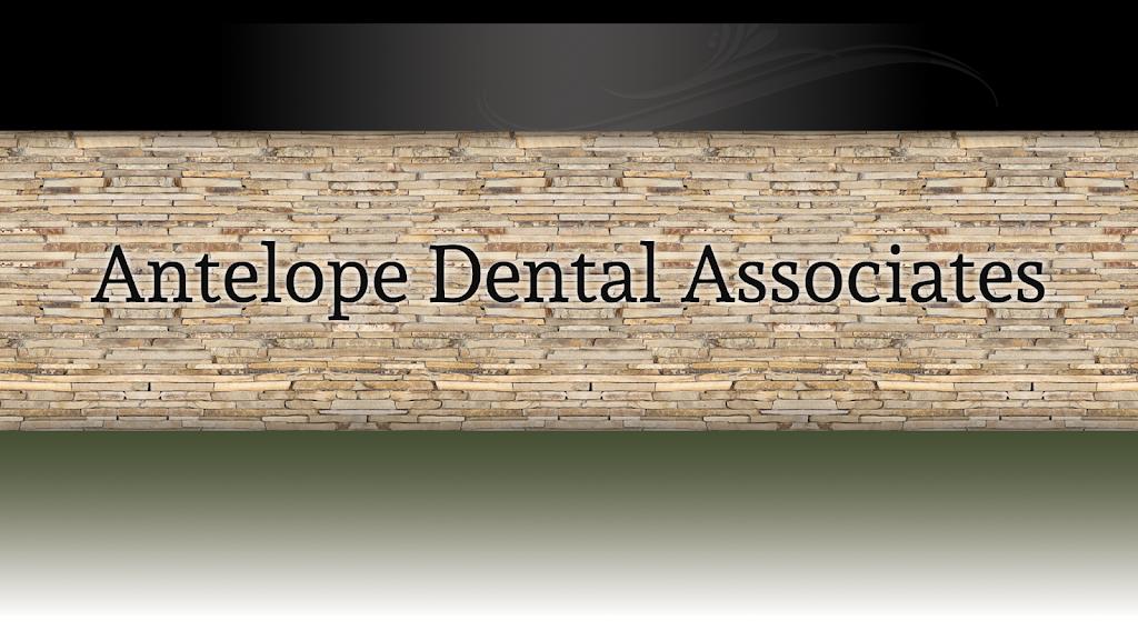 Antelope Dental Associates - dentist  | Photo 1 of 10 | Address: 2925 Elverta Rd, Antelope, CA 95843, USA | Phone: (916) 331-6288