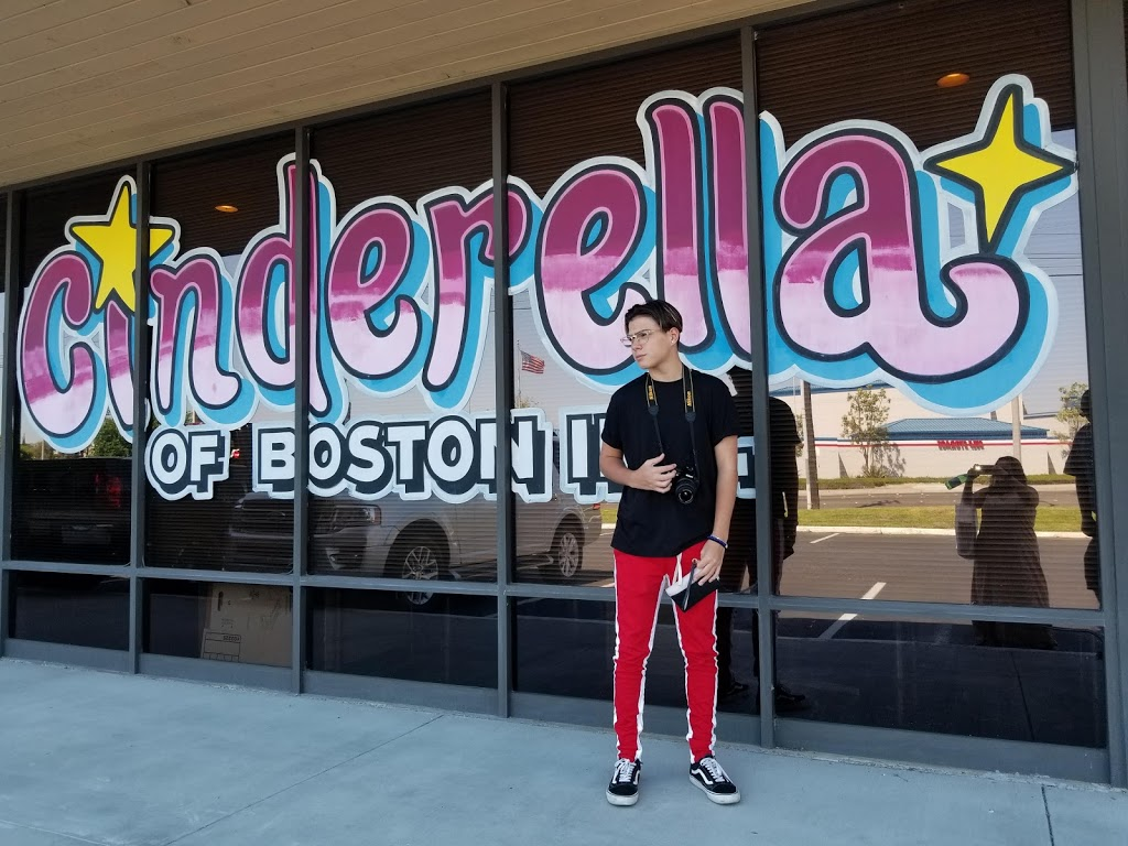 Cinderella of Boston - shoe store  | Photo 9 of 9 | Address: 6452 Industry Way A, Westminster, CA 92683, USA | Phone: (714) 899-2020