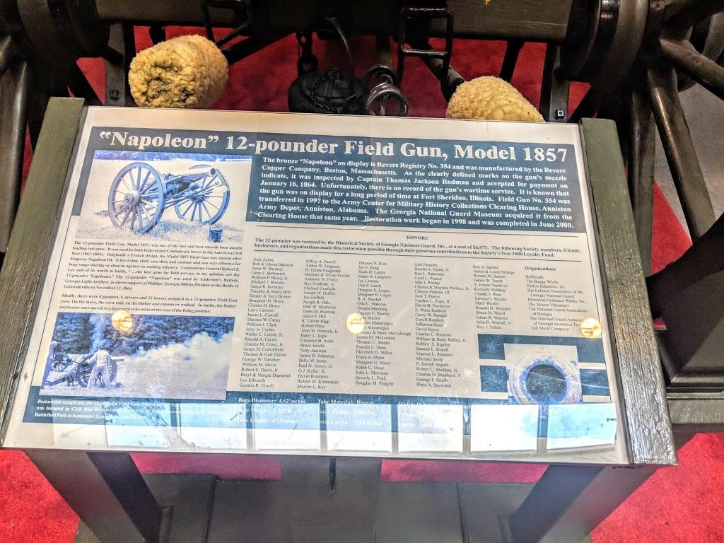 DOBBINS AIR FORCE BASE - museum  | Photo 6 of 6 | Address: 1000 Halsey Ave, Marietta, GA 30062, USA | Phone: (678) 569-6060