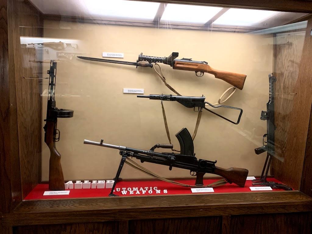 45th Infantry Division Museum - museum    Photo 7 of 10   Address: 2145 NE 36th St, Oklahoma City, OK 73111, USA   Phone: (405) 424-5313