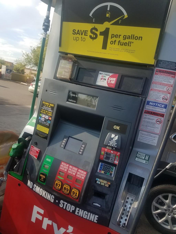 Frys Fuel Center - gas station  | Photo 3 of 5 | Address: 15215 N Cotton Ln, Surprise, AZ 85388, USA | Phone: (623) 455-7900