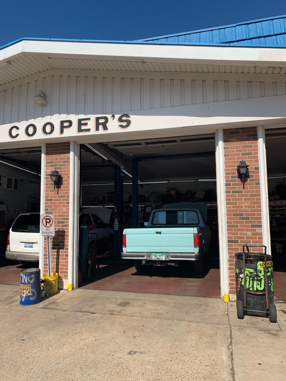 Coopers Garage - car repair    Photo 7 of 10   Address: 21244 Van Born Rd, Dearborn Heights, MI 48125, USA   Phone: (313) 278-0408