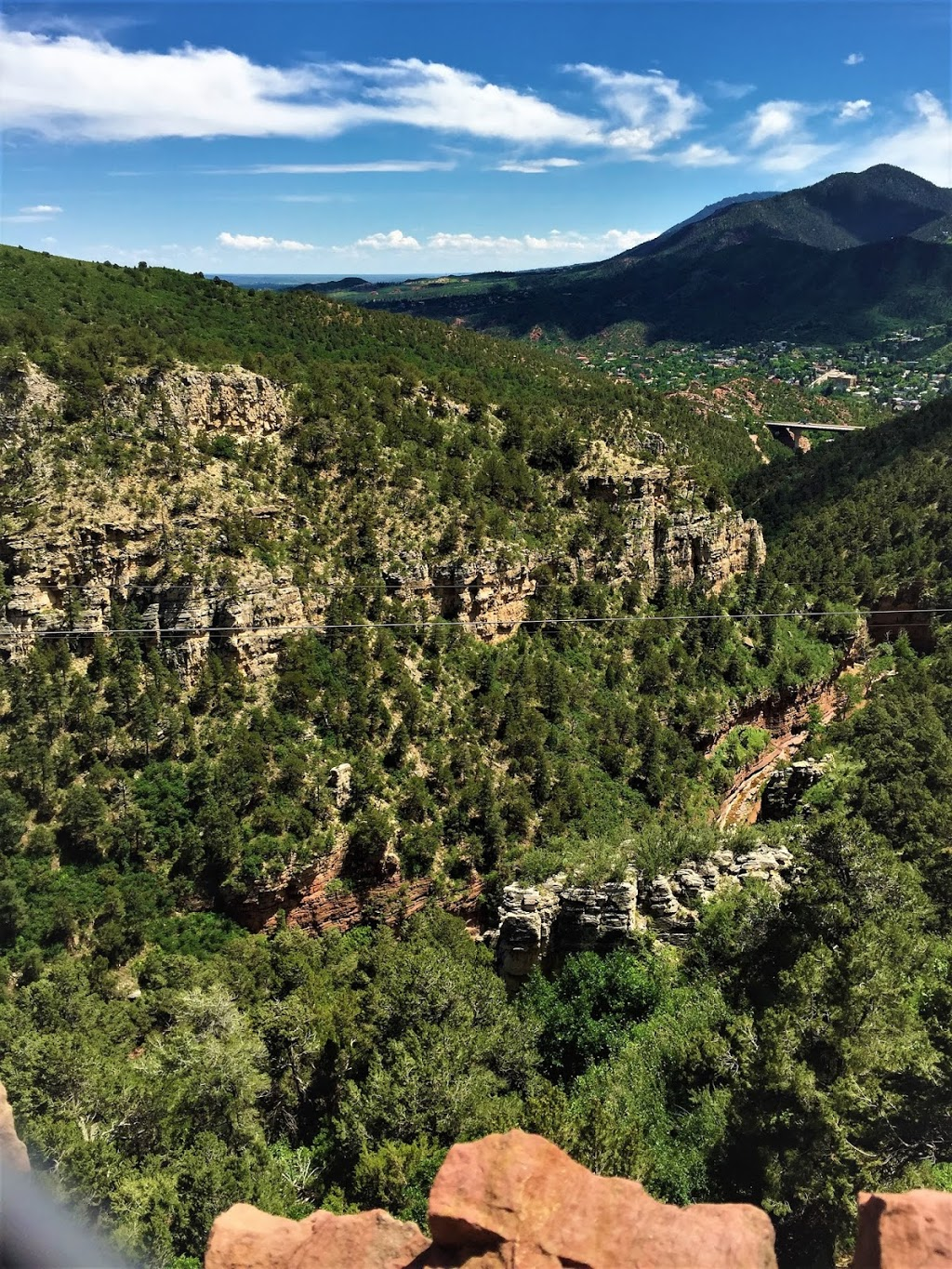Via Ferrata Canyon - museum  | Photo 9 of 9 | Address: 100 Cave of the Winds Rd, Cascade, CO 80809, USA | Phone: (719) 685-5444
