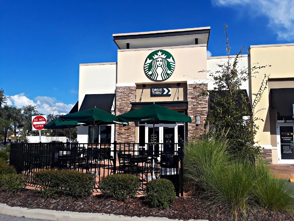 Starbucks - cafe  | Photo 1 of 10 | Address: 2914 Little Rd, Trinity, FL 34655, USA | Phone: (727) 375-0163