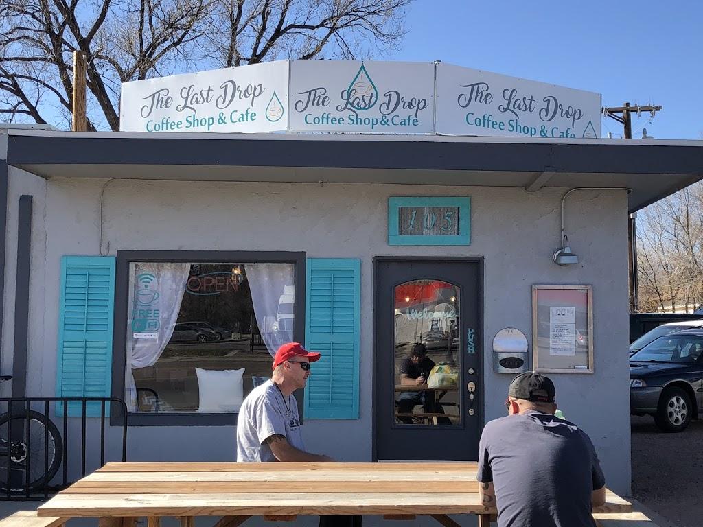 The Last Drop Coffee Shop & Cafe - cafe  | Photo 1 of 10 | Address: 105 S Santa Fe Ave, Fountain, CO 80817, USA | Phone: (719) 209-3240