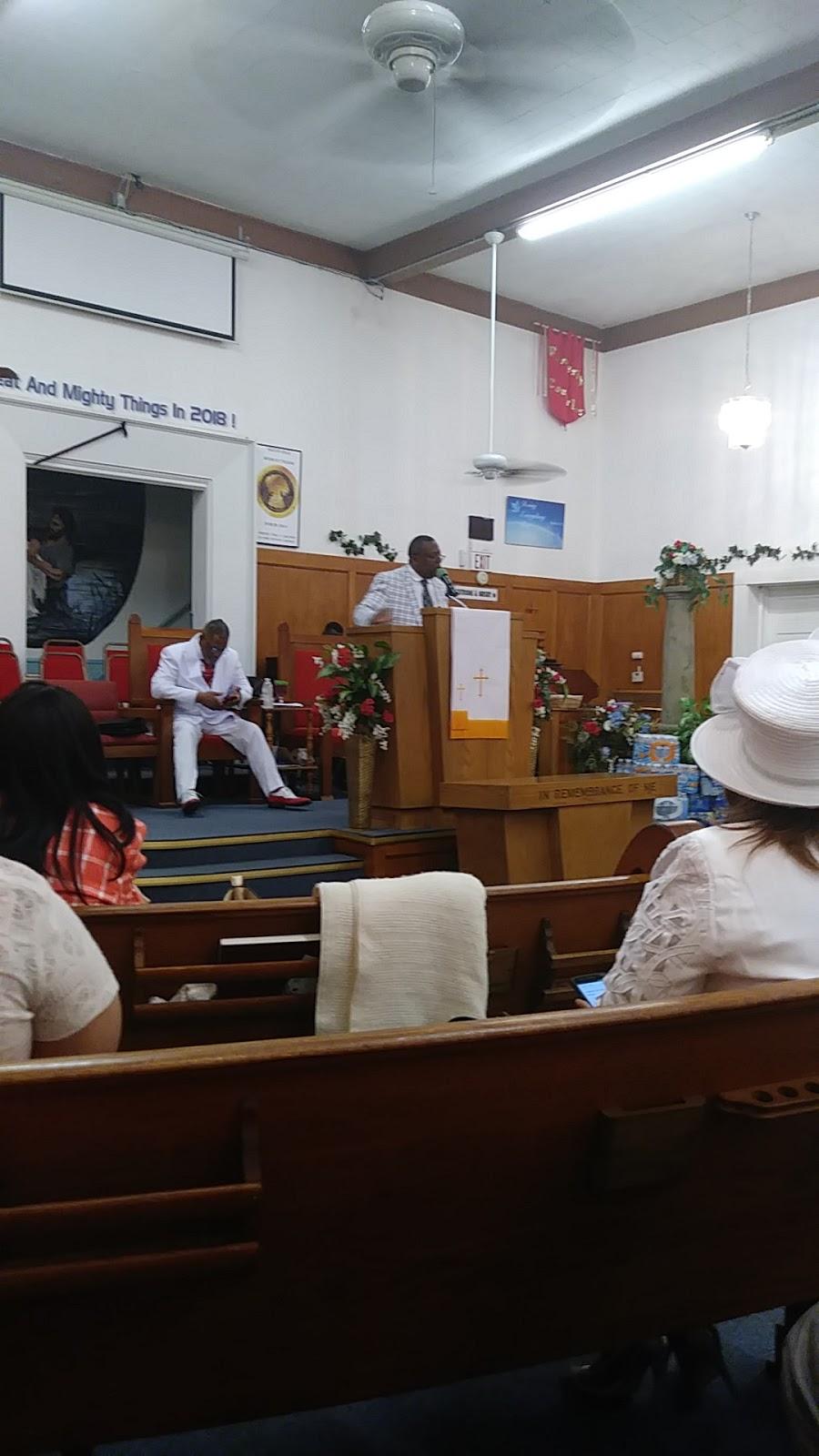 Shiloh Church of God in Christ - church  | Photo 1 of 4 | Address: 1707 Harrison St, Melissa, TX 75454, USA | Phone: (972) 838-9377