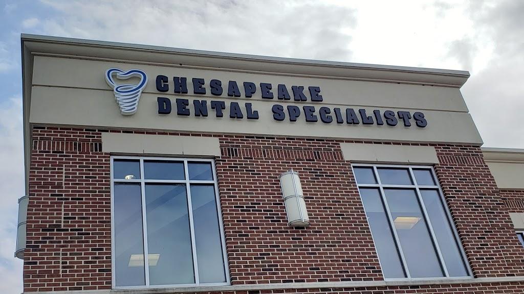 Chesapeake Dental Specialists - dentist    Photo 1 of 5   Address: 560 Kempsville Rd Suite #201, Chesapeake, VA 23320, USA   Phone: (757) 378-0906